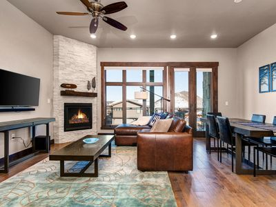 Photo for New Condo-WALK to Cabriolet & Canyons Transit Center, Sleeps 7, Year Round Amenities