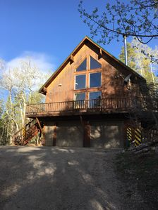 Photo for Spacious and Secluded Mountain Lodge with Beautiful Views