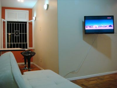 Photo for Efficient 2 rooms in the heart of Icaraí: close to everything, practical and functional