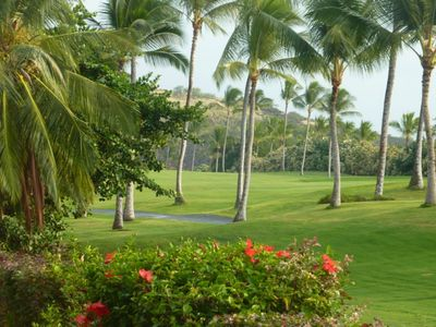 Photo for Quiet Condo on the Kona Country Club Golf Course