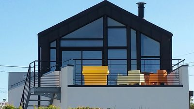 Photo for Architect house built in 2014, 50 m from the sea.