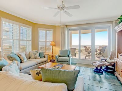 Photo for Luxury Oceanfront Condo at Ocean Place with Breathtaking Views- Adjacent to the Ritz