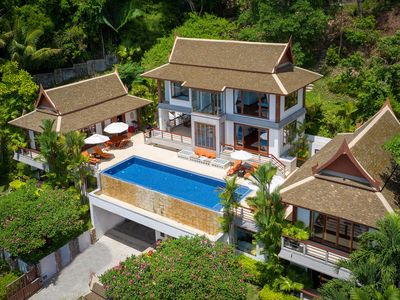 Photo for 4BR Villa Vacation Rental in Choeng Thale, Phuket
