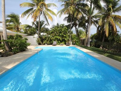 Photo for The ROYAL PALM TREE Villa with swimming pool