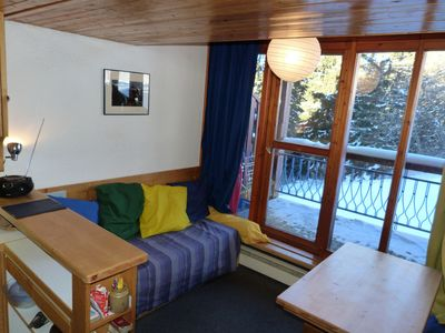Photo for Residence Aiguille Grive Bat I - 2 room flat for 5 people