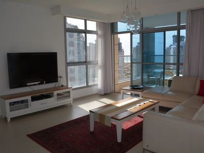 Photo for Netanya, IR YAMIM, New apartment, 5 bedrooms in a luxurious building