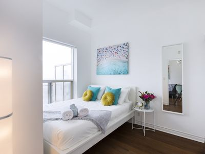 Photo for Bright and Charming Sleeps 4 on Bloor West