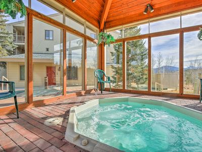 Photo for Silverthorne Condo w/Deck Near Keystone Resort!