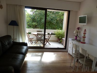 Photo for La Baule studio refurbished 4 people 100 m sea, shops, spa