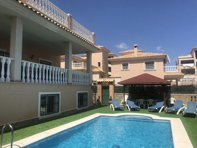 Photo for Large Detached Villa in Peaceful Location - Perfect Family Location