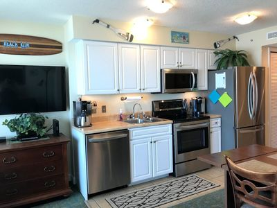 Photo for OCEANFRONT Condo - Recently UPDATED !!