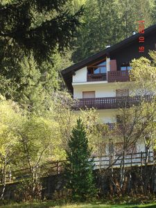 Photo for Champoluc - Roof apartment 100m from the slopes!