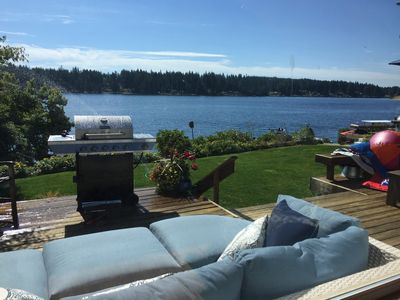 Amazing Updated Lakefront Home with decks / dock (New on VRBO)