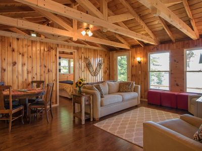 Photo for 2BR Cabin Vacation Rental in Raymond, Maine