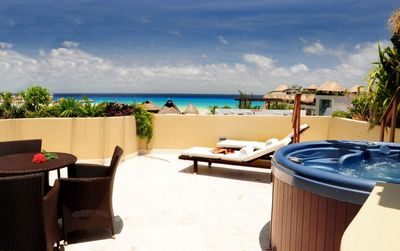 Photo for Winner of Top 25 Small Condo/Hotel in All Of Mexico - PH 2 Bedr -Beach Club - Promos #3