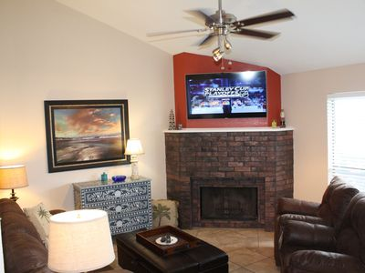 Photo for Smart Vacationers Stay Here, Super Nice 2BD/2Bth Water Front, Pool/Spa Boat Slip