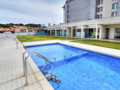 Photo for SPECTACULAR APARTMENT WITH POOL 100 METERS FROM THE SEA.