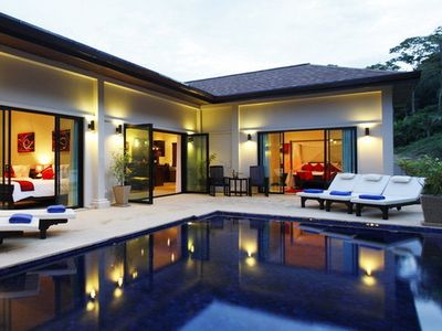 Photo for Crystal: 4 B/Rms Private Pool: Sleeps 11