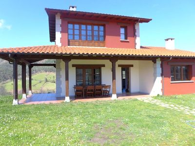 Photo for Big house  great for families or groups close to Ribadesella and beach