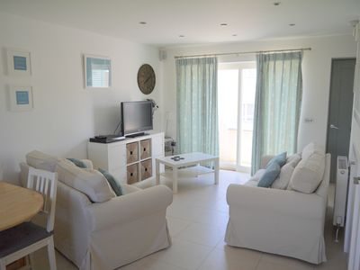 Photo for 2 bedroom house within yards of the beautiful beach at Treyarnon Bay