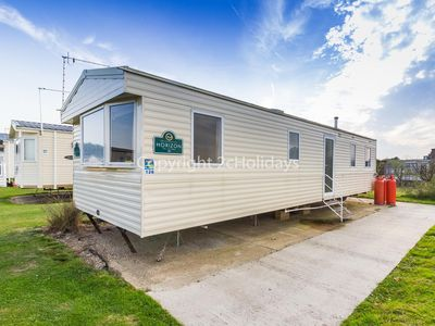 Photo for 8 berth dog friendly home at Broadland sands holiday park in Suffolk ref 20136