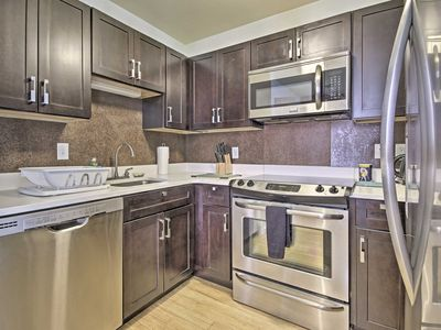 Photo for NEW! Walk to Baltimore Aquarium from Updated Apt!