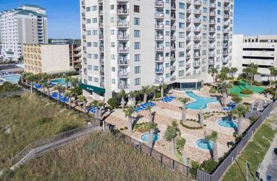 Photo for Direct Resort Oceanfront / Newly Remodeled / Pool