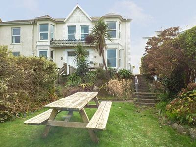 Photo for APARTMENT 1 LLEWELLAN, pet friendly in St Ives, Ref 22769