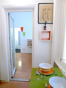 Photo for Angelicum - mini apartment in the Vatican area - whole apartment