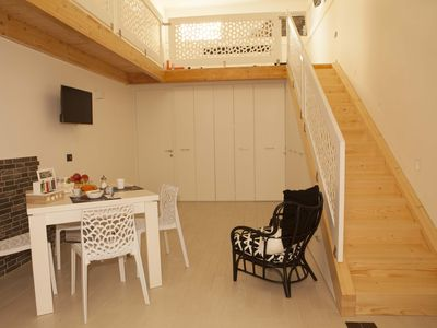 Photo for Ben-in-Casa, in the heart of Lecce, a loft that will make you feel at home ...