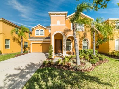 Photo for Luxury on a budget - Bella Vida Resort - Feature Packed Cozy 6 Beds 5.5 Baths Villa - 7 Miles To Disney