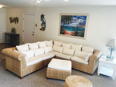 Photo for Beautiful 4 bed/3 bath two-level North Wildwood condo, August 17-24 Available