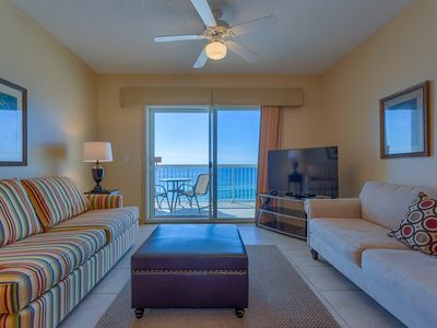 Photo for Caribbean 602 Gulf Shores Gulf Front Vacation Condo Rental - Meyer Vacation Rentals