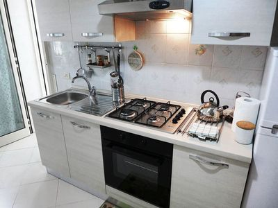 Photo for Nice apartment for 4 people with A/C, WIFI, TV, balcony and parking