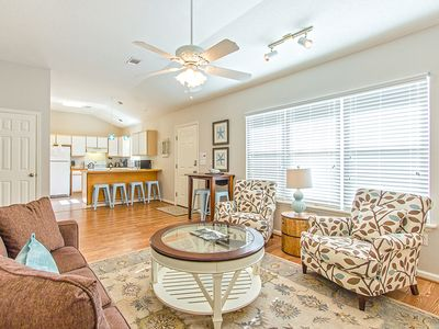 Four King Master Suites, Perfect for Multiple Couples, Only 1.5 Blocks to Beach