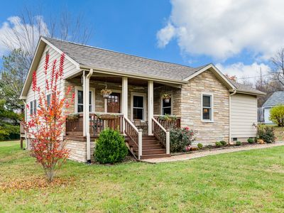 Photo for The Craftsman Cottage w/ Private Deck, Minutes to Black Mountain & Asheville