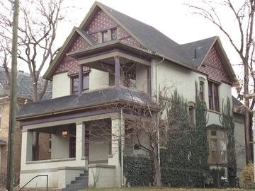 The Clarkson Mansion. The perfect large house in downtown Denver.