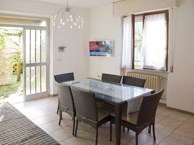 Photo for Holiday Apartment Casa Filomena - Apartment West - in villa with garden