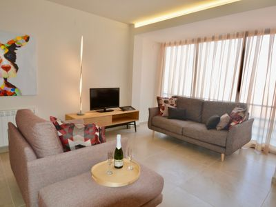 Photo for ELEGANCE modern apartment in Sitges