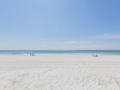 Photo for New Listing! Amazing Gulf Views!  Very Short Walk to the Beach! Private home!