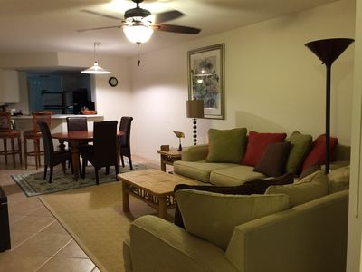 Photo for 2 Bedroom, 2 Bathroom Garden View Condo