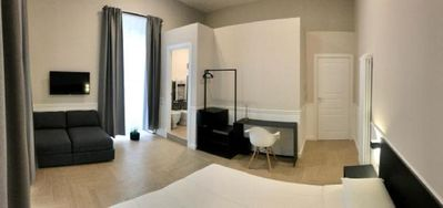 Photo for Dante Boutique Rooms - Room 5 - Bed&Breakfast for 4 people in Napoli