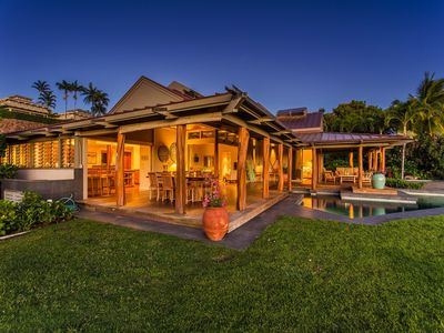 Photo for The Best Of Indoor/Outdoor Living. A Mauna Kea Charmer!