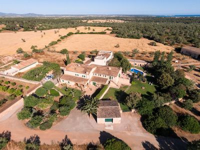 Photo for Lobos - Llucmajor - Country house for 20 people in Llucmajor