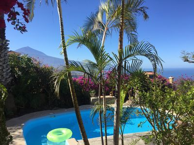 Photo for Apartment Romeo - View of sea & Teide, one of the best locations in Tenerife!