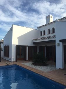 Photo for Stunning Private Frontline Villa on El Valle Golf Resort, with private pool.