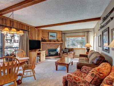 Photo for Close to Downtown Breckenridge, Garage Parking, Outdoor Hot tubs, Pool!