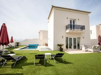 Photo for Beautiful Villa in Playa de Fanabe with own pool