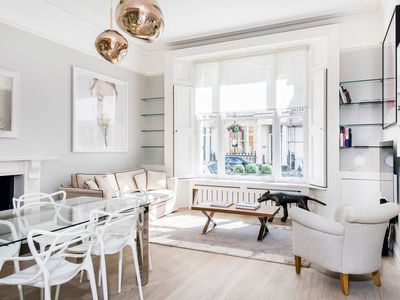Photo for Bright and Spacious 2 bed flat in Notting Hill