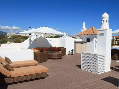 Photo for 351 Top del Golf Hills - Apartment for 6 people in Estepona